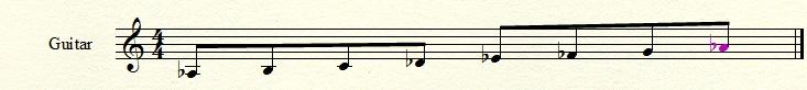 Guitar example 3