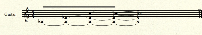 Guitar example 2