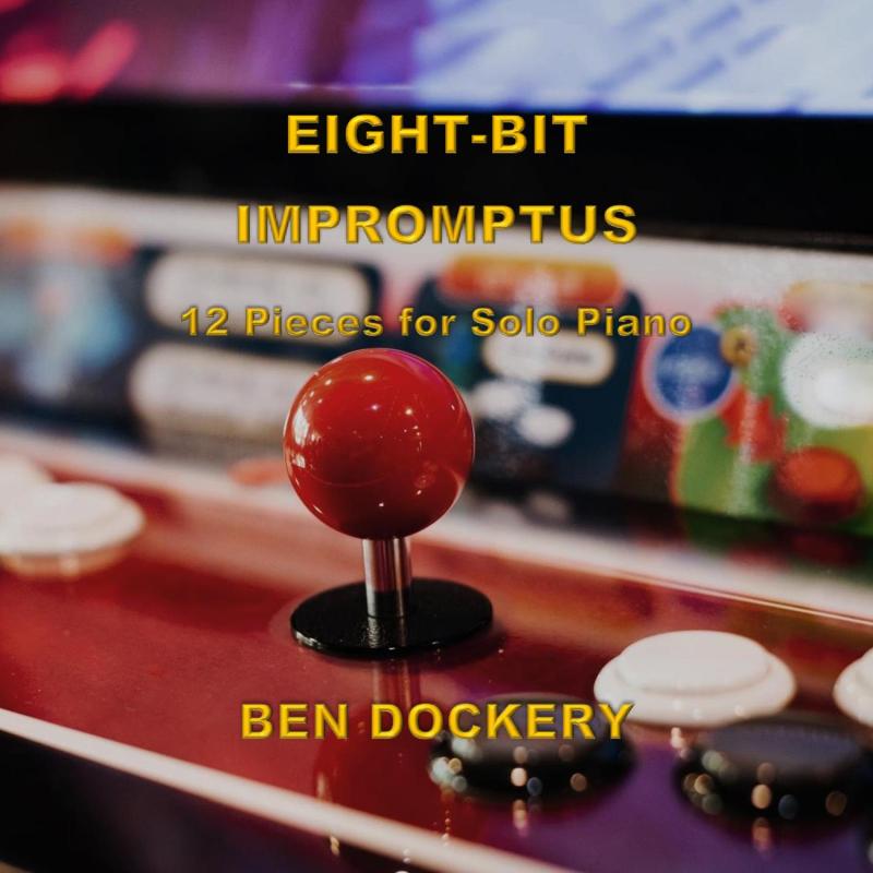 Eight-Bit Impromptus album cover
